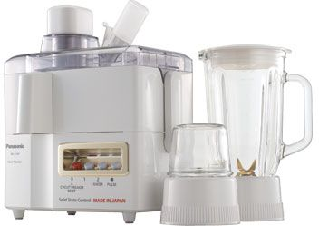 Panasonic Food Processor Blender/Juicer (MJ-M176P), price, review and buy in Dubai, Abu Dhabi ...