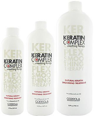 coppola keratin smoothing treatment instructions