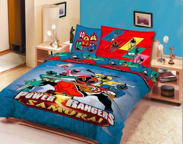 Flora Power Rangers Bedding Set, price, review and buy in Dubai ...