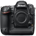 Nikon D4 Body Only (16.2 Megapixel, Digital SLR Camera, Black) (Digital Camera)
