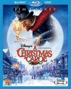 disneys a christmas carol two disc blu raydvd combo - Mickeys Christmas Carol Blu Ray