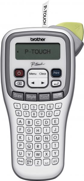brother p touch label maker ptouch pt h105 label maker price review and buy 28719