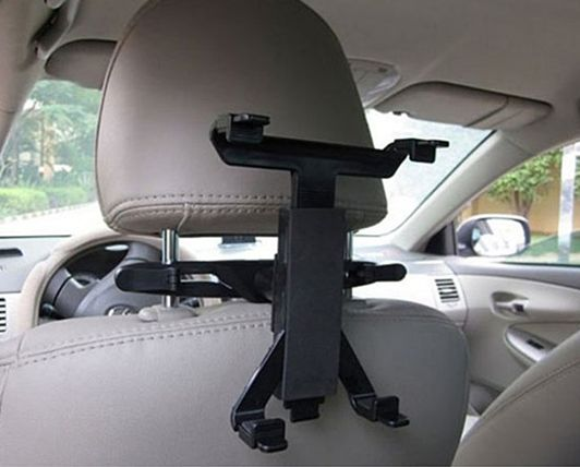 Souq | For iPad / Tablet PC / GPS Multi-Direction Car Mount Headrest