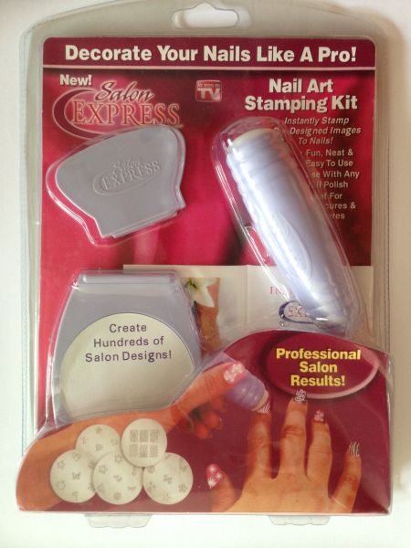 Nail art stamping kit price review and buy in dubai abu dhabi 954 aed prinsesfo Images
