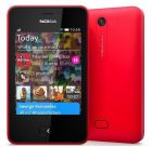Nokia Asha 501 (Wi-Fi, Red) (Mobile Phone)
