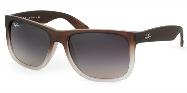 ray ban 4150  RAY BAN Sunglasses RB 4165 854/7Z JUSTIN Brown, price, review and ...