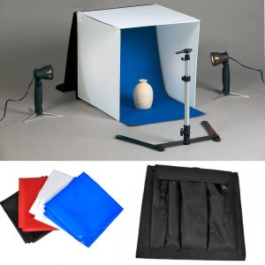 Light Tent Kit 50X50cm *STUDIO ON THE GO* - For Product Photography