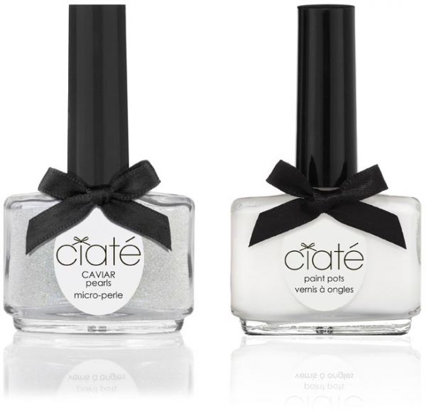 Souq | Ciate Caviar Manicure Mother of Pearl Nail Polish Set | UAE