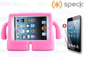 newest collection ab9bd 2a562 Speck iPad Mini iGuy - Baby Pink with Free Screen Guard | Souq - Egypt
