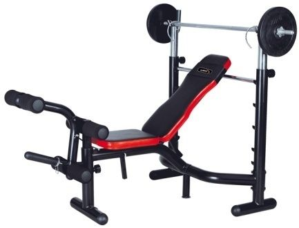 set vinyl with gold small xr combo weight s lb ip gym bench
