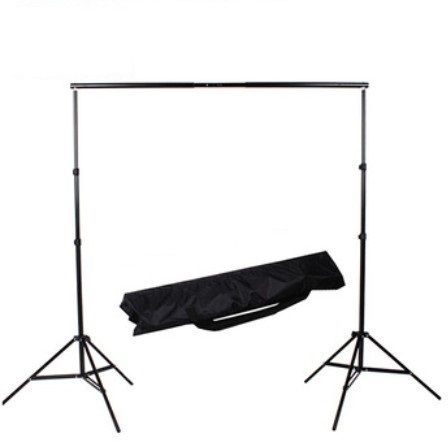 photography 2m2m backdrop stand background support system with carrying bag