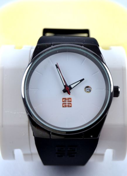 Designer high fashion givenchy watch for men white souq uae for Givenchy watches
