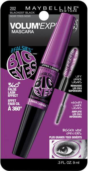462fbcecd32 Maybelline New York Volum Express Falsies Big Eyes Washable Mascara ...