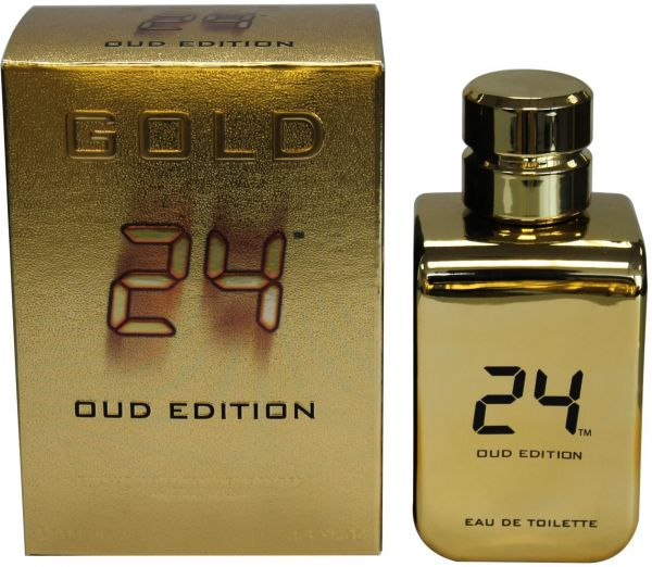 Dubai Tester Perfume Review: 24 Gold Oud Edition By ScentStory 100ml Eau De Parfum, Price, Review And Buy In Dubai, Abu Dhabi