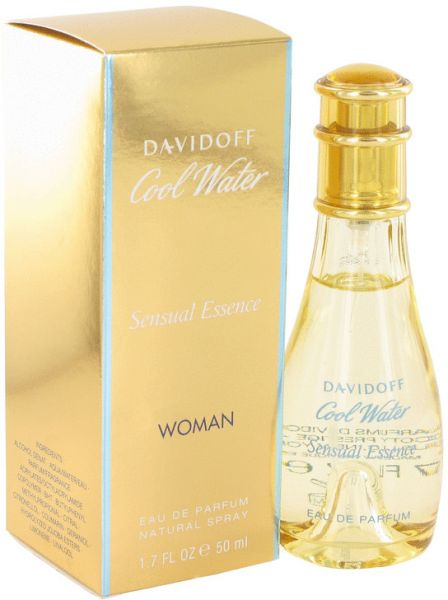 Cool Water Sensual Essence By Davidoff For Women Eau De Parfum