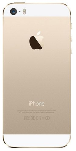 Apple iPhone 5S with FaceTime - 16GB, 4G LTE, Gold, price ...