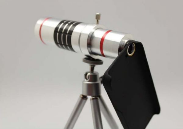 Single hole telescope gadgets camera lens for iphone