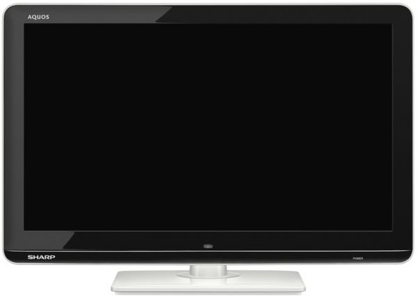 Sharp AQUOS 22 Inch Full HD LED TV Model LC 22LE520M WH