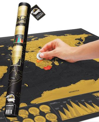 Luckies scratch map deluxe edition price review and buy in dubai this item is currently out of stock gumiabroncs Gallery
