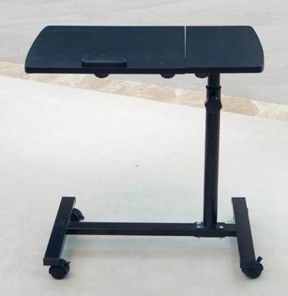 Adjustable Laptop Computer Desk with Folding Side Panel price