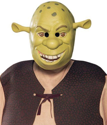This item is currently out of stock  sc 1 st  Souq.com & Souq | Vinyl Shrek Costume Kids Mask | UAE