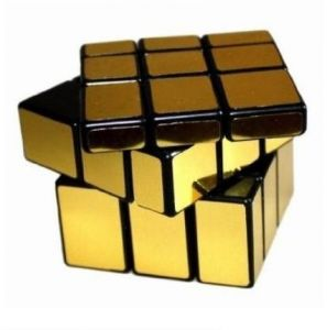Shengshou 3x3 Gold Mirror Cube Buy Online Toys At Best Prices In Egypt Souq Com