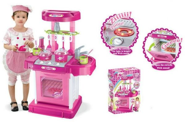 Big Kitchen Cook Set For Kids Price Review And Buy In Dubai Abu