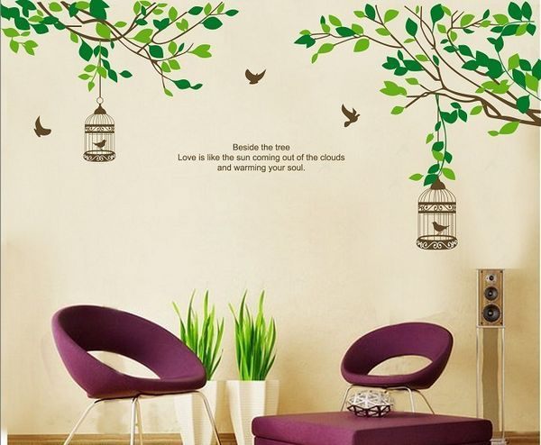 Miihome Removable Wall Sticker Dreams Garden Price Review And - Wall decals dubai