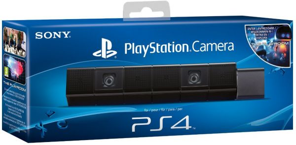 Playstation 4 PS4 EYE CAMERA, price, review and buy in Dubai, Abu ...