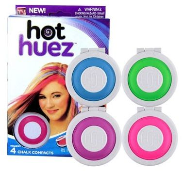 Hot Huez Hair coloring 4pcs Chalk, price, review and buy in Dubai ...