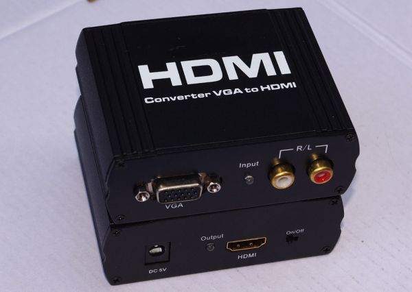 Souq vga to hdmi converter uae - How to add an extra hdmi port to a tv ...