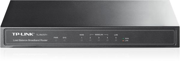 New Drivers: TP-Link TL-R470T+ v2 Router