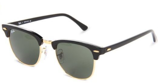 ray ban sunglasses with price  Ray-Ban RB3016 Classic Clubmaster Sunglasses, price, review and ...