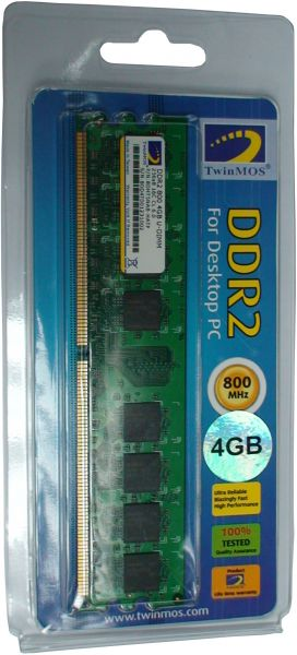 4gb 800mhz Pc2 6400 Ddr2 Ram For Desktop Souq Uae