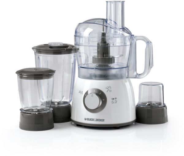 How To Use Food Processor Black And Decker