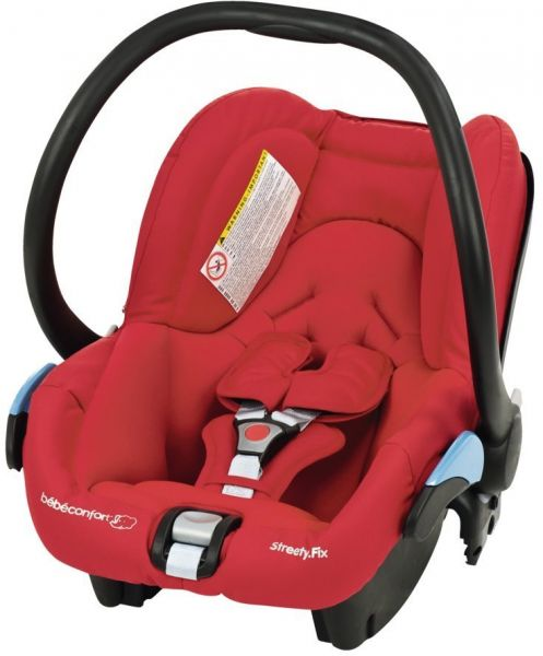 Bebe Confort Streety Fix Car Seat