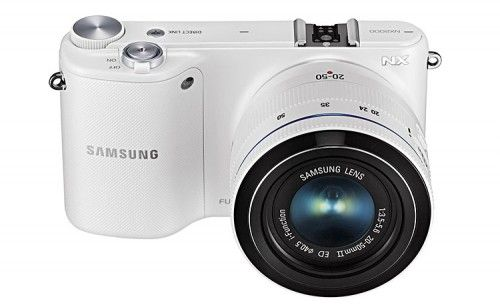 Samsung NX2000 SMART Camera Drivers for Mac Download