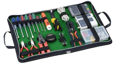 S-Tek 34pcs Networking Tool Kit, price, review and buy in Dubai ...