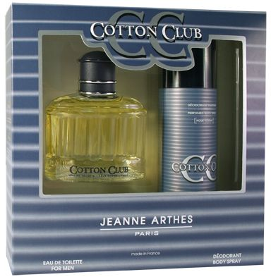 Meneau ToiletteBody Arthes Gift Cotton De Club Jeanne For Set 35AjR4qL
