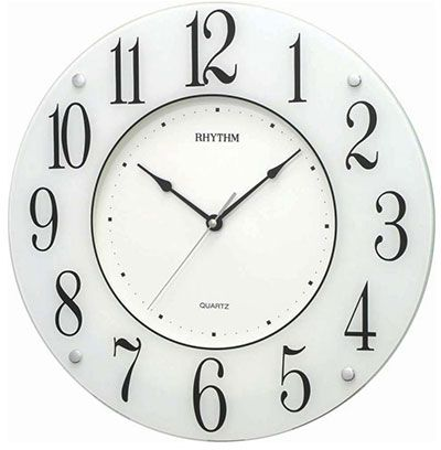 Rhythm CMG417NR05 Wall Clock price review and buy in Dubai Abu
