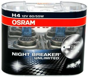souq h4 osram night breaker unlimited 60 55w 12v uae. Black Bedroom Furniture Sets. Home Design Ideas