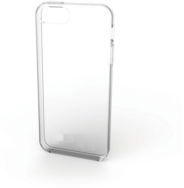 new product 08577 08886 iPhone 5 / 5S Ultra Thin Transparent Clear Soft Gel Silicone Case Cover