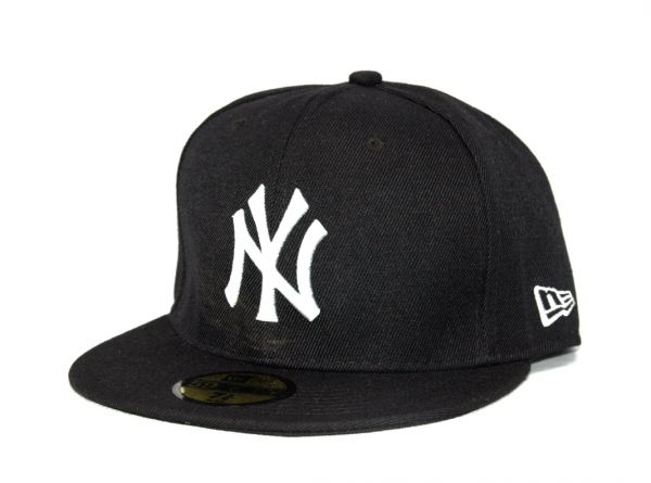 NY NEW YORK Yankees hat black color