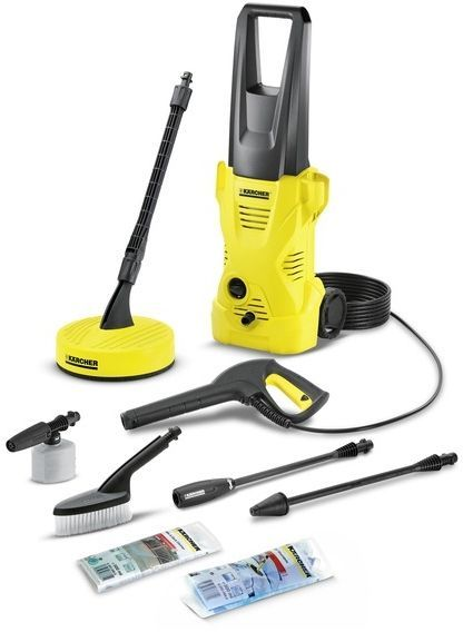 Karcher High Pressure Washer Car Home T50 K2 Classic Ksa Souq