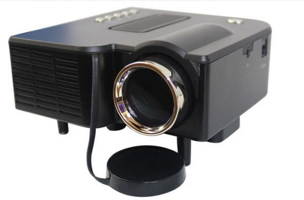 Iview led micro hdmi home cinema projector price review for Micro hdmi projector