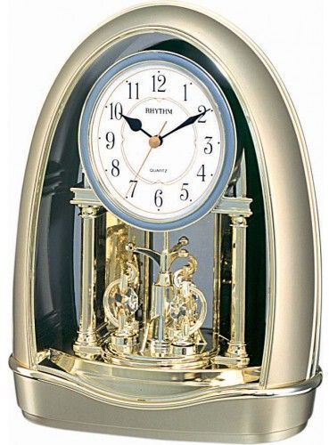 Rhythm Wall Clock 4SG731WS18 price review and buy in Dubai Abu