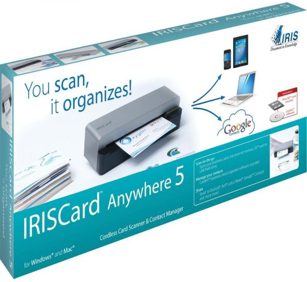 Souq iriscard anywhere 5 mobile business card scanner uae this item is currently out of stock reheart Gallery