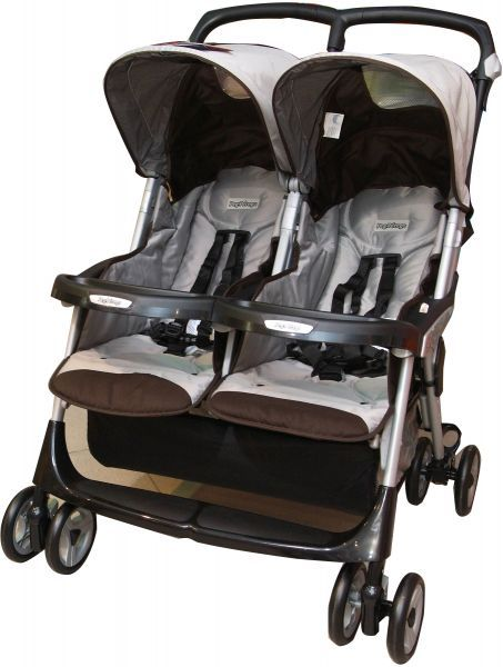 peg perego aria twin stroller price review and buy in. Black Bedroom Furniture Sets. Home Design Ideas