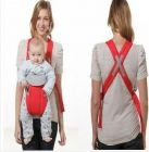 Infant Baby Carrier Newborn Kid Backpack Sling Wrap Rider Backpack Adjustable (Baby Gear)