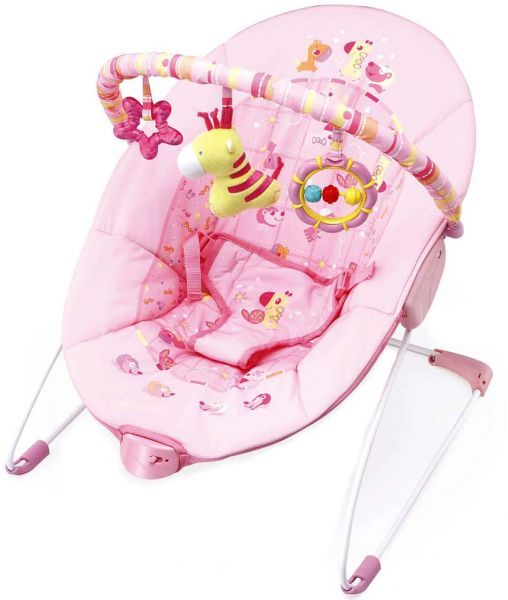 Baby S A F Rocking Battery Chair Pink Ef 6787 Souq Uae